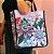 Bolsa Sacola Bag Frida Kahlo Flor de Maracujá - Imagem 2