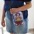 Bolsa Transversal Pequena Frida Kahlo Flor de Maracujá - Imagem 2