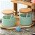 Porta Condimentos com 2 Peças Elegance Verde - Imagem 2
