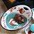 Tigela de Cerâmica Oval a Menina, o Ganso e o Gato - Imagem 2