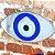 Ornamento Espelhado Olho Grego - Imagem 2