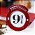 Funpin Decorativo Harry Potter Plataforma 9 3/4 Grande - Imagem 3