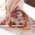 Porta-Guardanapos Vertical Redondo Capriccio em Aço Rose Gold - Imagem 2