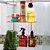 Suporte para Shampoo Duplo de Box em Aço Rose Gold - Imagem 2