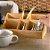 Organizador Porta Objetos Bambu Grande - Imagem 2