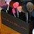Suporte de Maquiagem em Aço Trio Makeup Terracota - Imagem 2