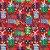 Tecido Tricoline 100% Algodão Natal Comum - 6168-01 - Imagem 1