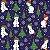 Tecido Tricoline 100% Algodão Natal Comum - 7121-01 - Imagem 1