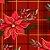 Tecido Tricoline 100% Algodão Natal Comum - 8053-01 - Imagem 1