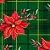 Tecido Tricoline 100% Algodão Natal Comum - 8053-02 - Imagem 1