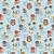 Tecido Tricoline 100% Algodão - COR 67 - 1,00x1,50m - Imagem 1