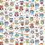 Tecido Tricoline 100% Algodão - COR 81 - 1,00x1,50m - Imagem 1