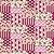 Tecido Tricoline Estampado Patchwork 100% Algodão - COR 146 - 1,00x1,50m - Imagem 1