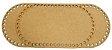 Base de MDF Oval Para Maxi Crochê - Imagem 1