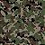 Tecido Tricoline Estampado Camuflado Verde 100% Algodão - COR 167 - 1,00x1,50m - Imagem 1