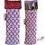 Porta Talher Mini Arabesco Vermelho Floral - Imagem 1