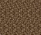 Papel de Parede Vinil Adesivo Vintage Geométrico Fundo Marron - Imagem 2