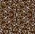 Papel de Parede Vinil Adesivo Vintage Geométrico Fundo Marron - Imagem 3