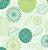 Papel de Parede Vinil Adesivo Folhas em Pastel - Imagem 3