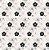 Papel de Parede Vinil Adesivo Floral Draw - Imagem 2