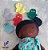 Jade e suas emoções (Boneco de Pano) - Imagem 1