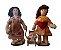 Mãe Biológica e Mãe Adotiva (boneco sexuado) (com suportes de brinde) - Imagem 1