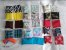 Kit 36 Almofadas + 36 capas (10cm x 10cm) - Imagem 1