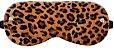 Venda Tapa Olhos Luxo - Dominatrixx | Estampa: Leopardo - Imagem 1