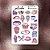 Cartela de Comida 1 - Imagem 1