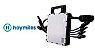 Energia solar - Gerador fotovoltaico - Gera Até 390Wh/Mês-Hoymiles 2,64kwp- 8 módulos 330w  (instalado) - Imagem 5