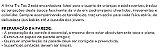 PAPEL DE PAREDE TIC TAC II 10X0.53M TEXTURA TURQUESA - Imagem 5