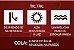 Papel De Parede Tic Tac II 10x0.53m Textura Bege Claro - Imagem 6