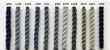 Abraçadeira p/ Cortina Pingente Luba 4093 C/ IMÃ - Imagem 4