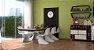Papel De Parede Samba 53cmx10m Textura Verde - Imagem 1
