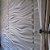 Revestimento Decorativo Placas 3D  Burano 1 mt² - Imagem 2