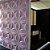 Revestimento Decorativo Placas 3D Tiberina 1 mt² - Imagem 3