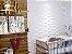 Revestimento Decorativo Placas 3D  Elba 1 mt² - Imagem 1