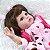 [Pronta Entrega] Bebê reborn  girafa, 100% silicone  48cm - Imagem 2