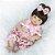 Pronta Entrega - Bebê reborn realista 100% silicone  55cm - Imagem 1