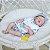 Bebê reborn menino, 100% silicone, recém nascido, 48cm - Imagem 3
