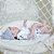 Bebê reborn menino, 100% silicone, recém nascido, 48cm - Imagem 6