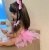 Bebê reborn Betina  silicone cabelo grande pode banhar 55cm - Imagem 3
