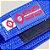 Faixa Jiu-Jitsu Trançada Azul Com Ponteira Preta - OSS - Imagem 2