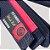 Faixa Jiu-Jitsu Trançada Preta Com Ponteira Preta - OSS - Imagem 2