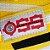 Faixa Jiu-Jitsu Trançada Amarela/Branca - Imagem 3