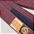 Faixa Jiu-Jitsu Trançada Marrom Com Ponteira Preta - OSS - Imagem 2