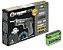 Pistola Airsoft Spring PT92 Slide Metal 6.0mm - Taurus - Imagem 6