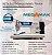 Máquina de Costura Reta Eletrônica Megamak com Painel Touch Screen - 220V - Imagem 2