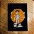 Caderno - Laranja Mecânica (Woody DeLarge) - Imagem 1
