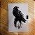 Caderno - Edgard Alan Poe (Corvo) - Imagem 1